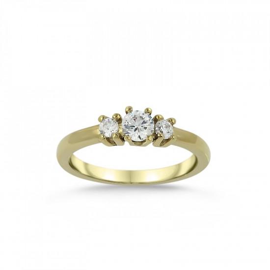 Zásnubný prsteň ZS 3 Ž