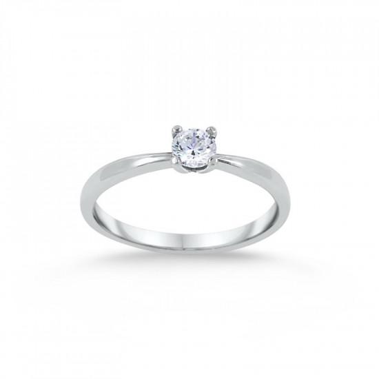 Zásnubný prsteň ZS 01